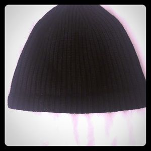 Jil Sander wool/cashmere beanie. Made in Italy.